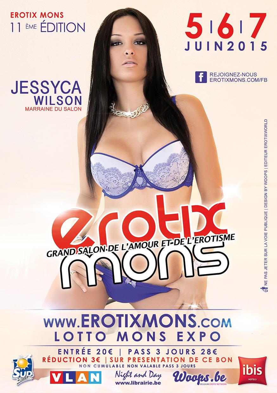 Flyers Erotix Mons 2015