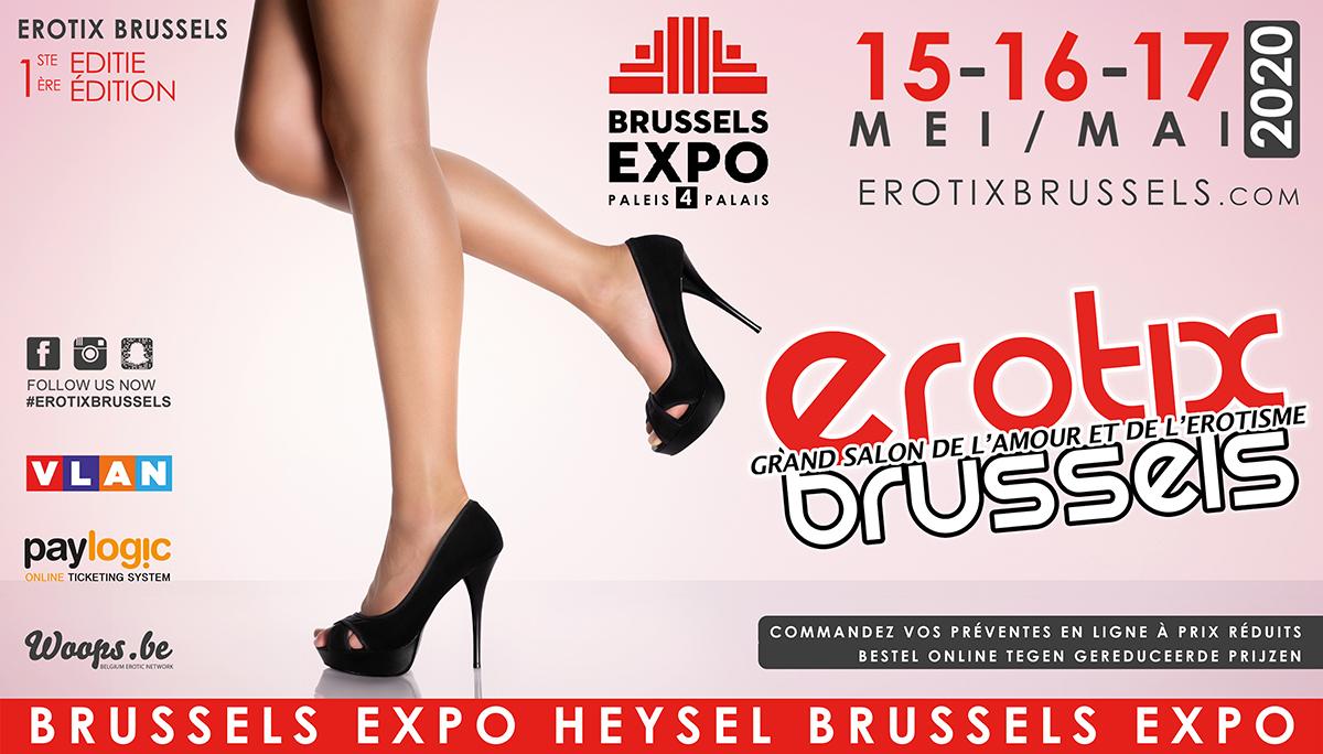 Salon Erotisme Bruxelles 2020