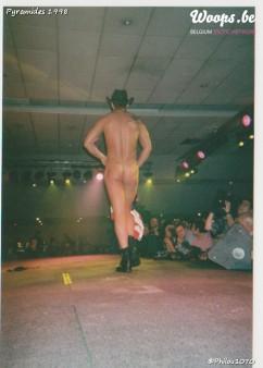 Erotisme Bruxelles Pyramides 1998 (18/23)