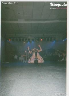 Erotisme Bruxelles Pyramides 1998 (11/23)