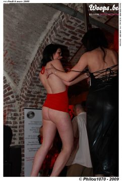 Erotisme Bruxelles Cureghem 2009 Edition 1 (3/50)